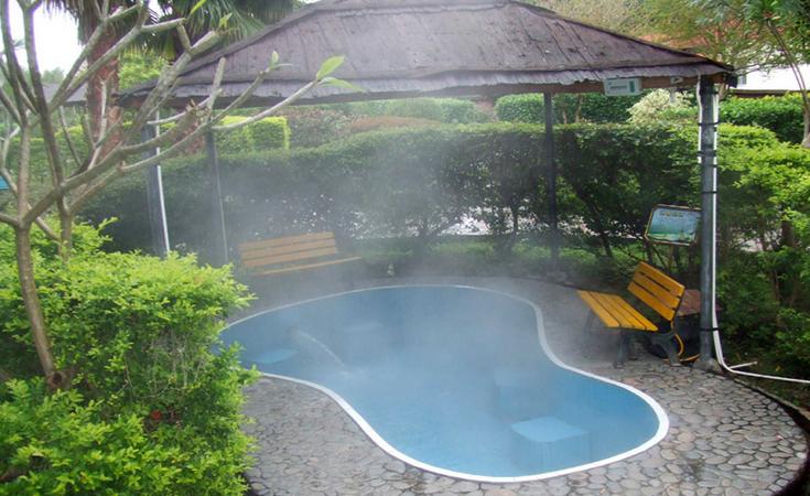 重庆巴南温泉浴