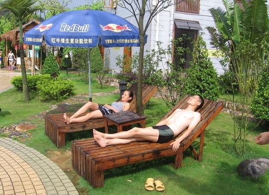 重庆温泉浴照